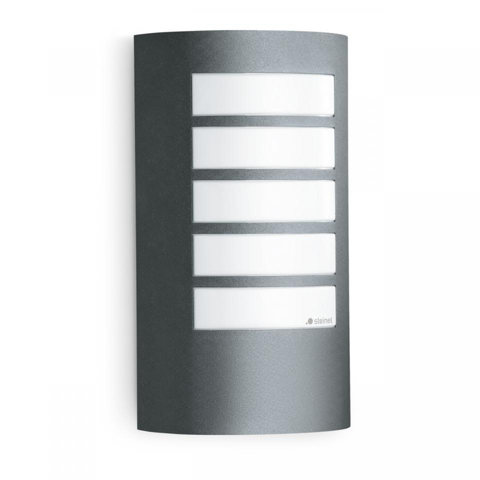 Steinel  Outdoor Light Without Sensor L12 M Anthracite - German Quality