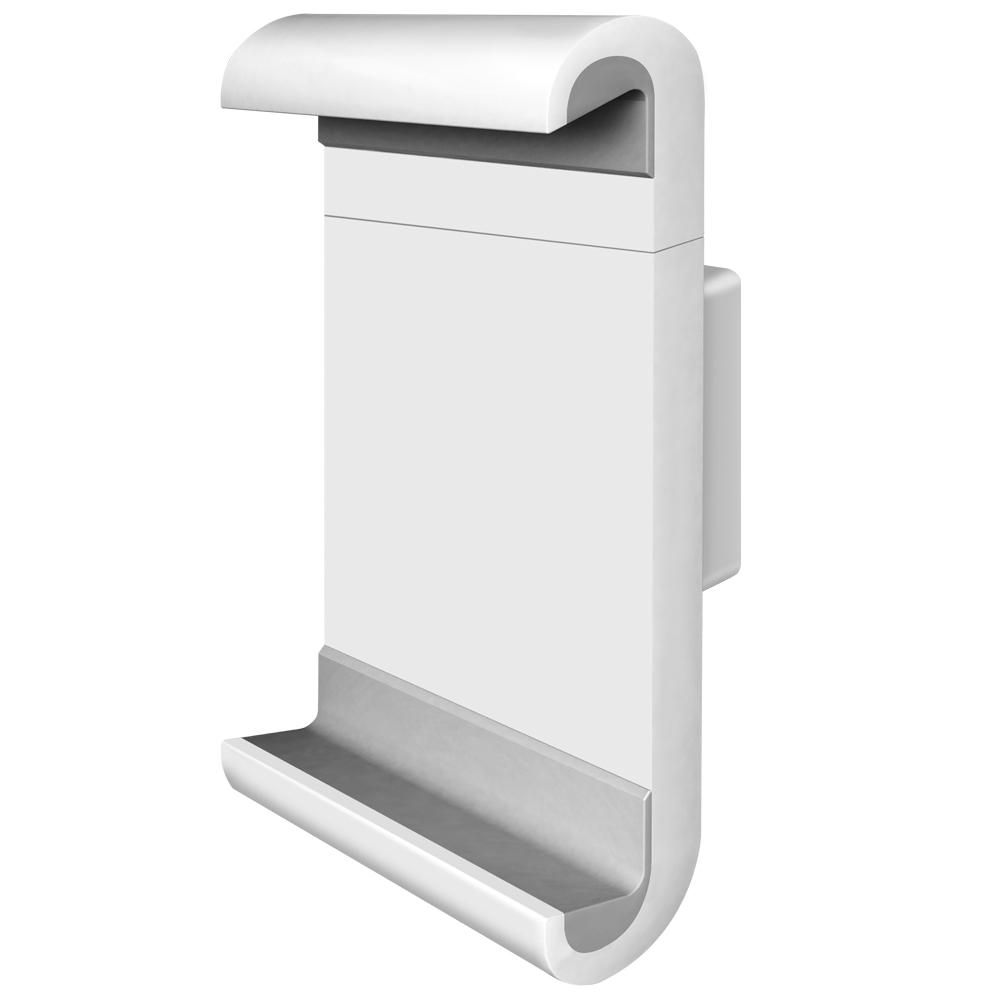 """Barkan Fixed Wall Tablet Mount 7-12"""""""