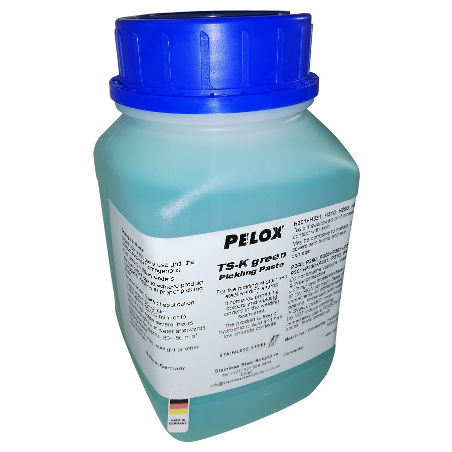 PELOX GREEN PICKLING PASTE 2KG