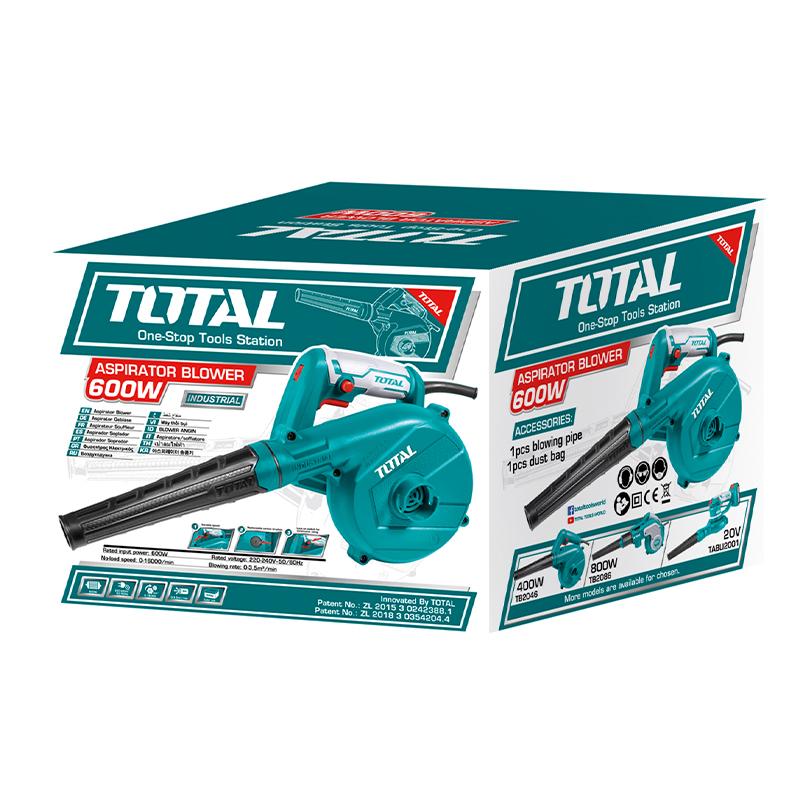 Total Tools Blower 600W Aspirator