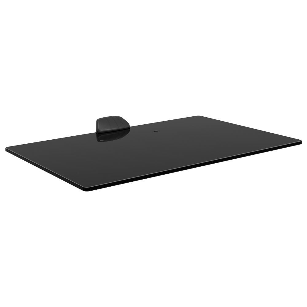Barkan Glass Mount for Media Devices