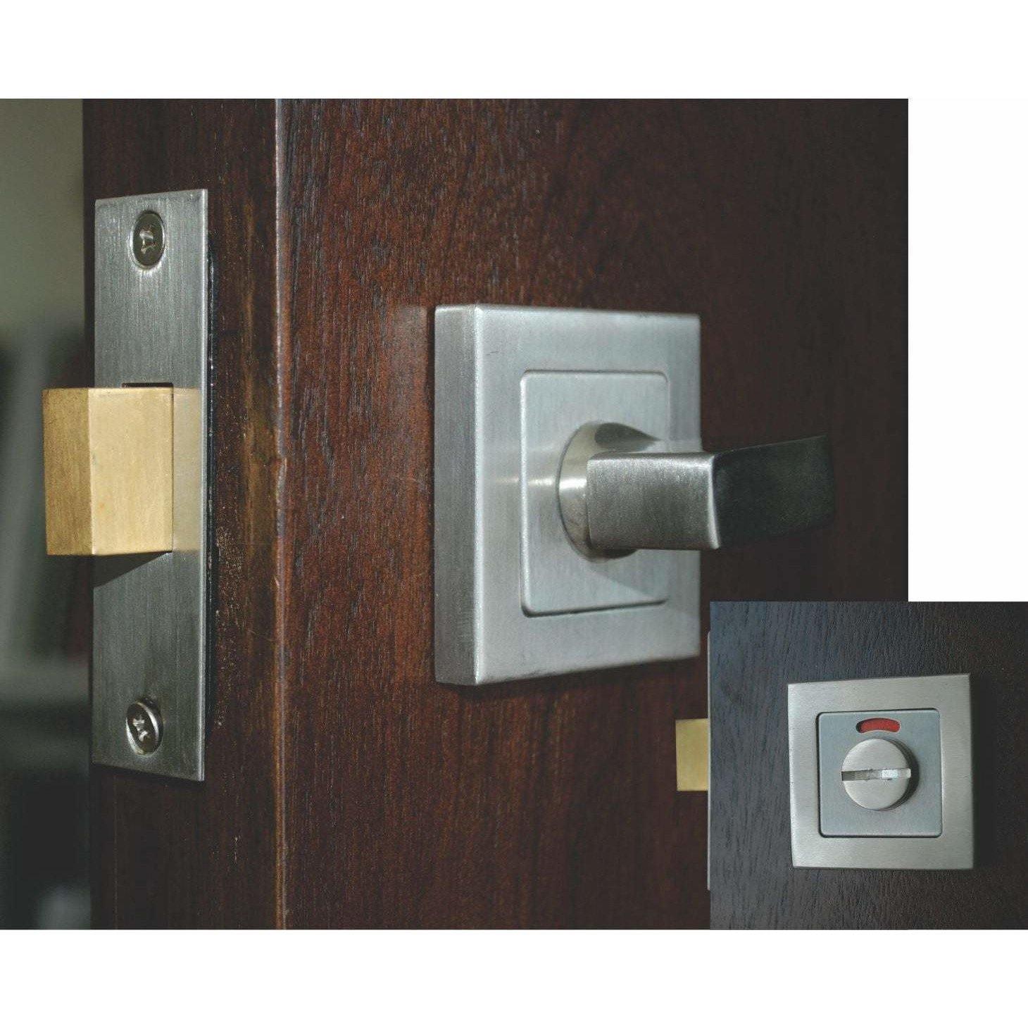 Square wc indicator bolt