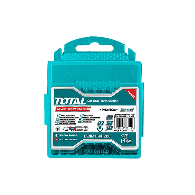 Total Tools Impact screwdriver bit