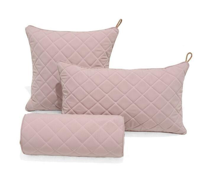 MON exteriors Scatter Cushion Set Pink
