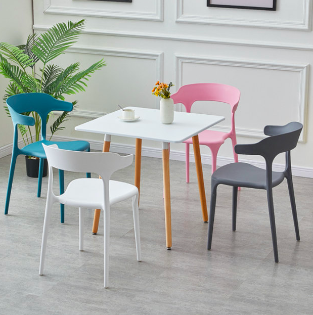 Chester Cafe Chair - Grey