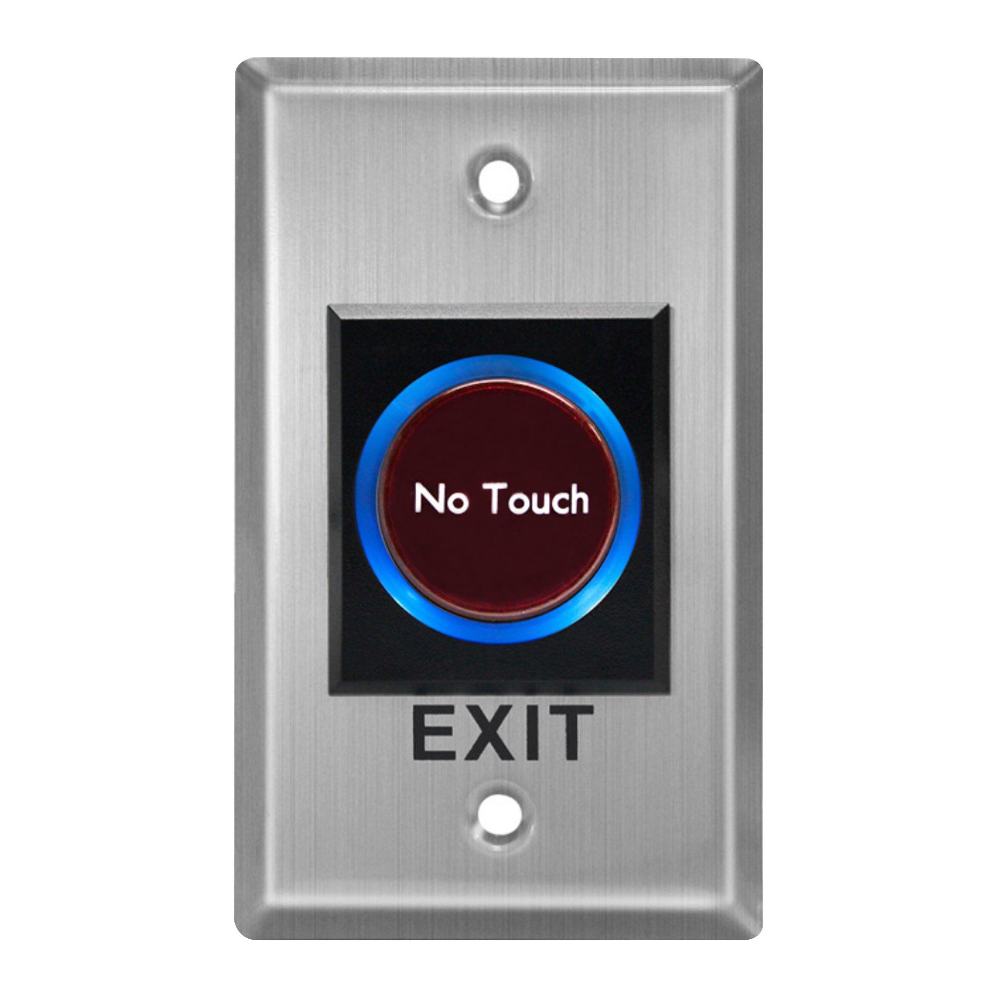 Contactless Infrared Sensor Door Exit Button