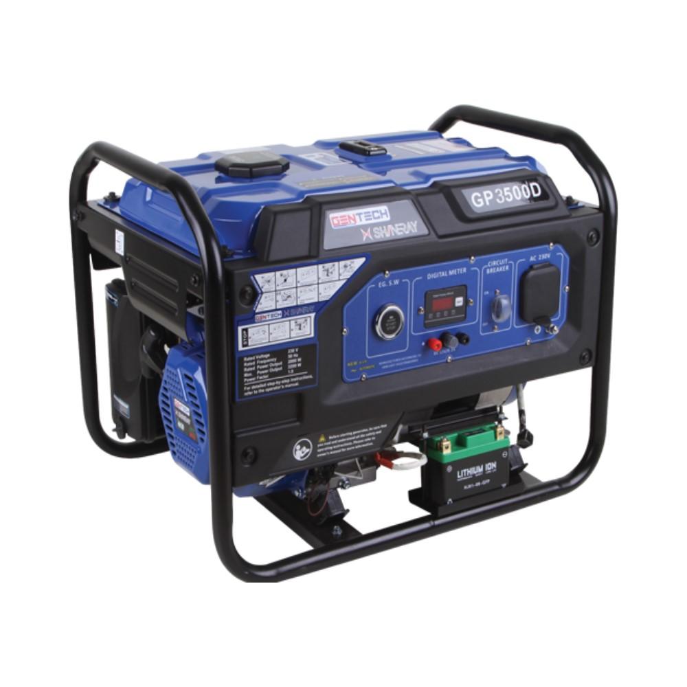 2.8KVA Electric Start Gasoline Generator