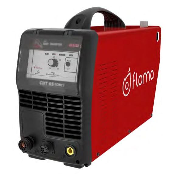 FLAMA PLASMA CUTTER-CUT 65 CNC-380V+PT60