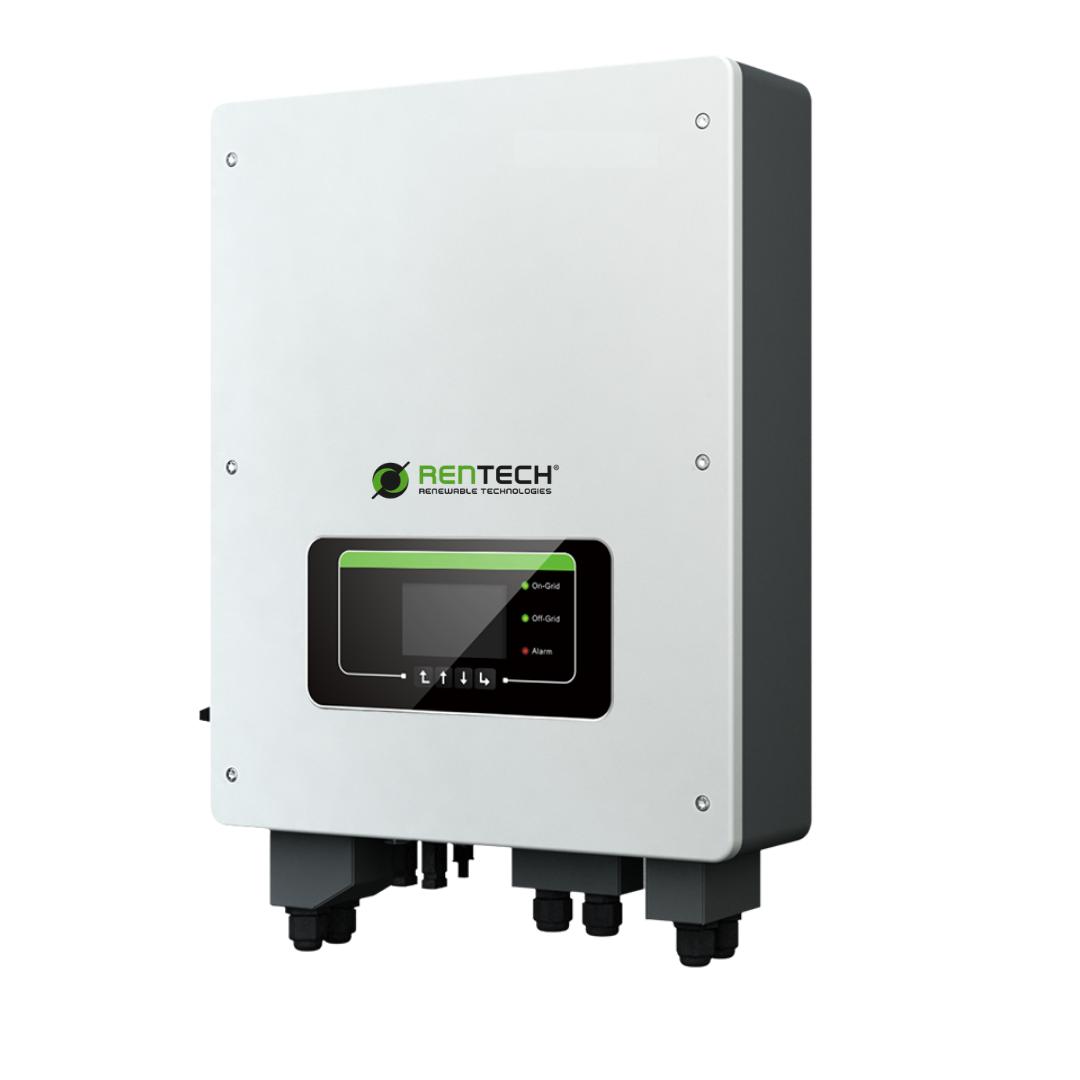 Rentech Inverter HYD 5000-EP ON-GRID
