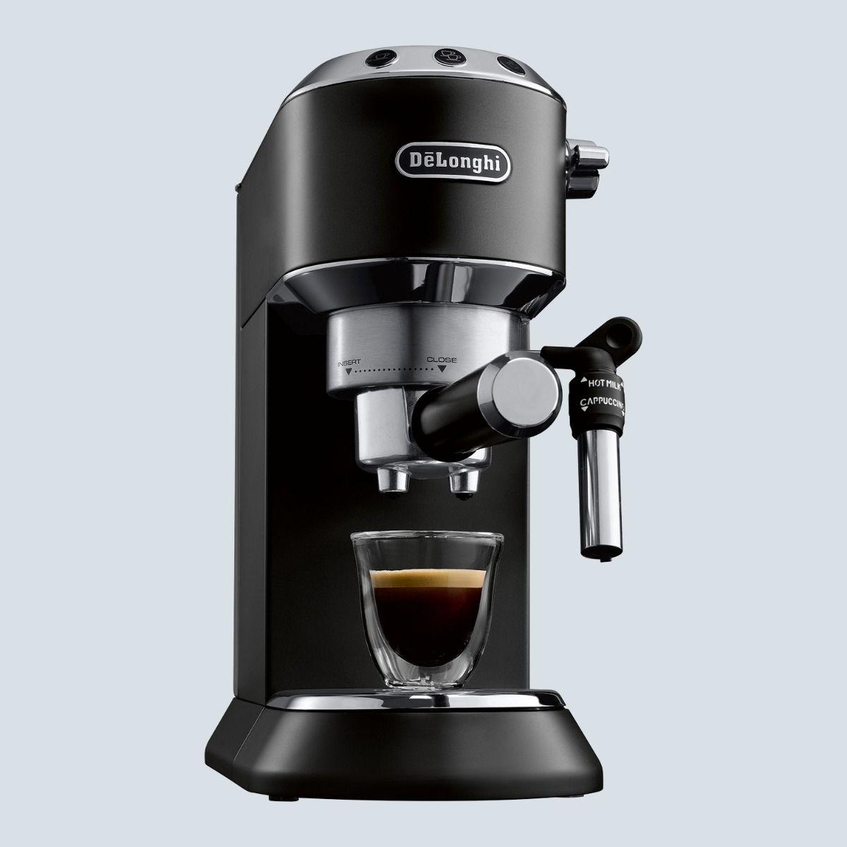 Dedica Style Pump Espresso EC685.BK