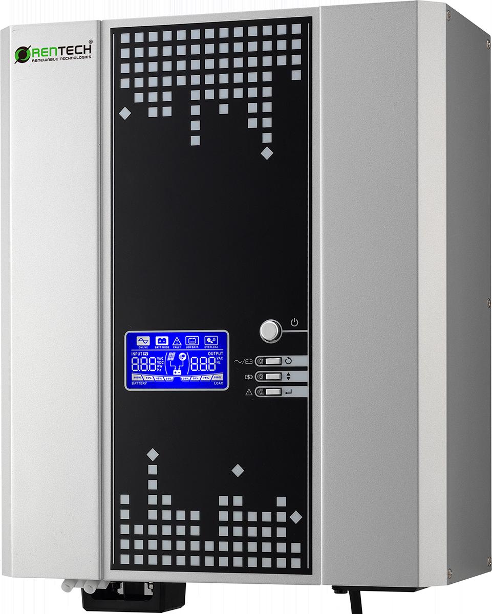 Rentech Jaguar 1.2K 12V Solar  Inverter