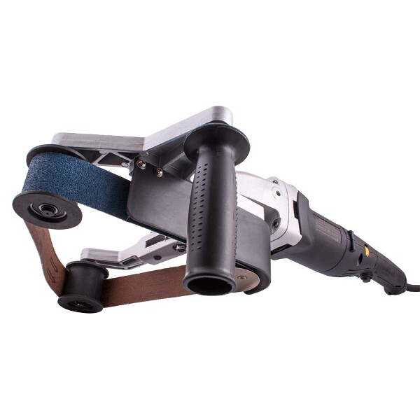 STAINLESS PIPE POLISHER 800W 220V LONG HANDLE ( 40X760MM BELT)