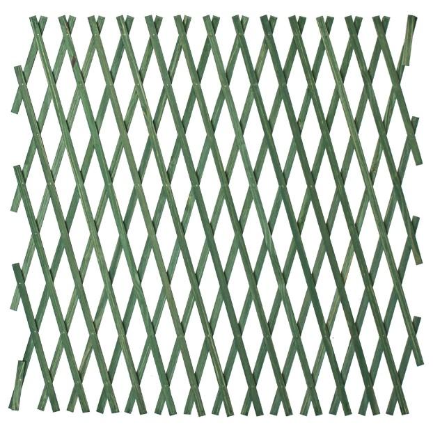 Expanding Trellis Green 1200x2500mm