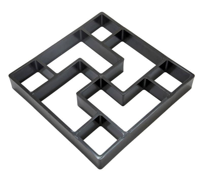 DIY Paving Mould – Tetris Shape