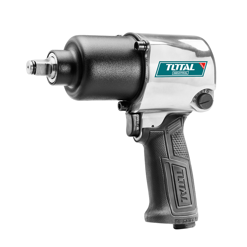 """Total Tools Air Impact Wrench 1/2"""" Industrial"""