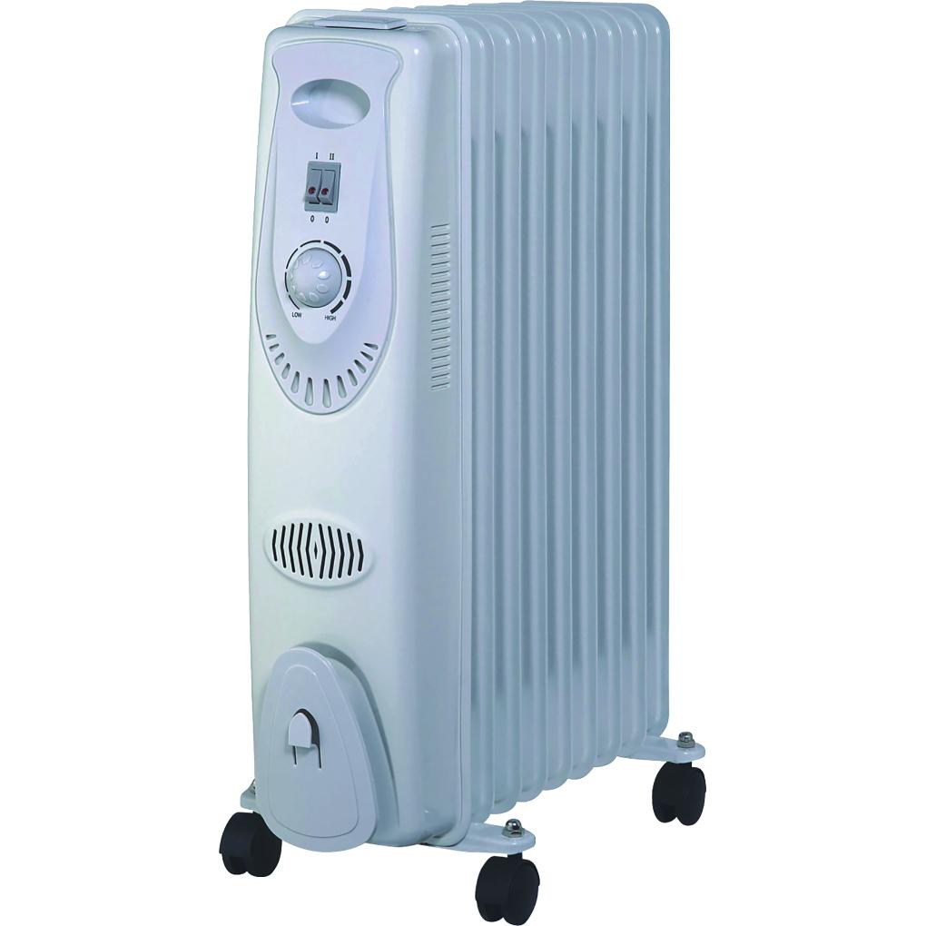9 Fin Oil Radiator Heater
