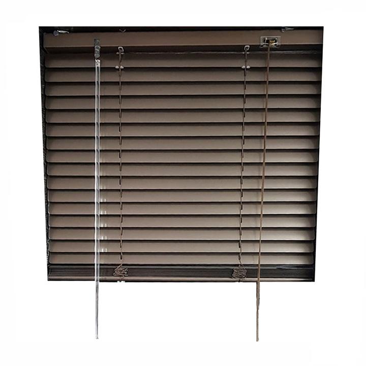 25mm Aluminium Venetian Blind 960mm W x 900mm H - Bronze