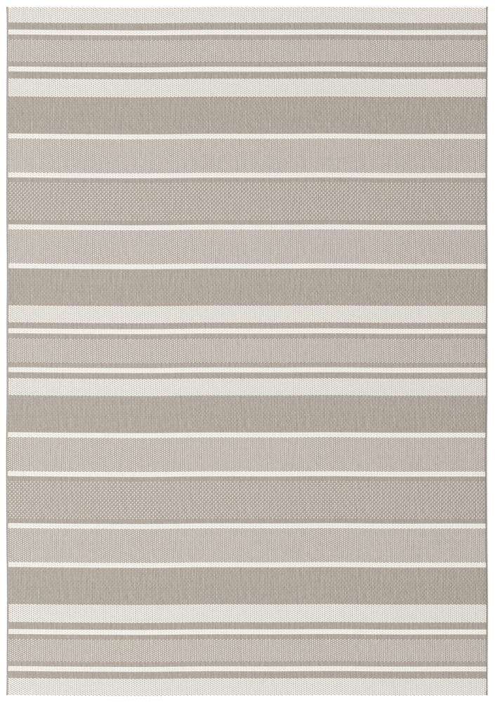 Rugs Original Stripe Design Essenza - Sandy & Cream (200 X 290)