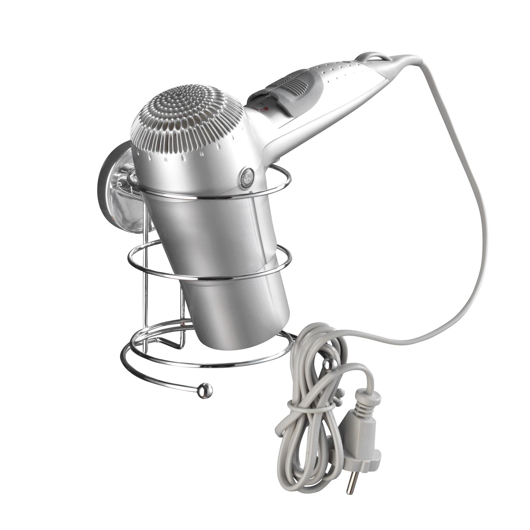 Wenko - Vacuum-Loc® Hair Dryer Holder