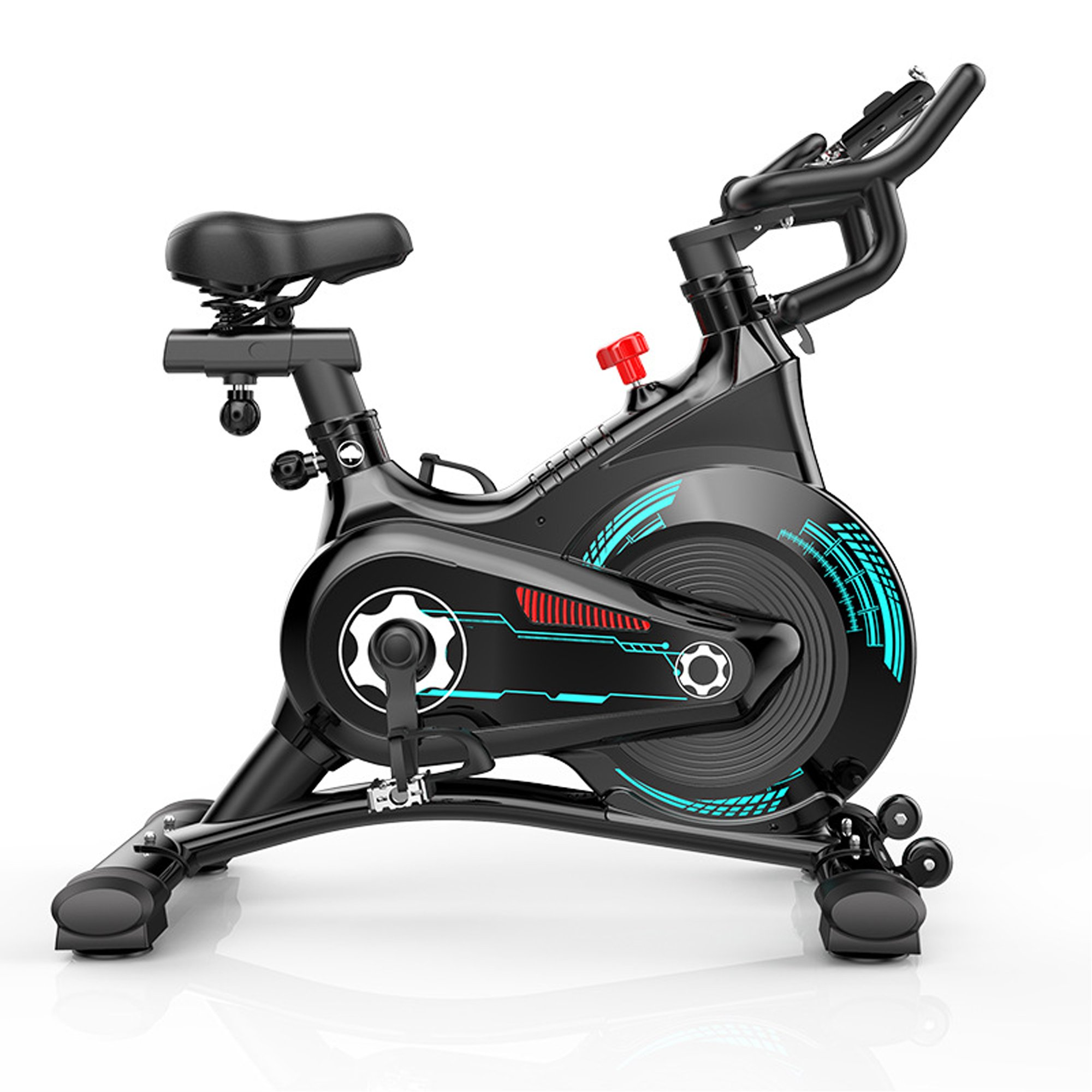 Magnetic Resistance Indoor Cycling Bike Home Trainer