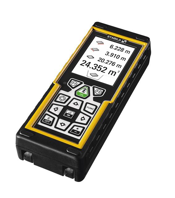 STABILA LD 520 laser distance measurer - 200M