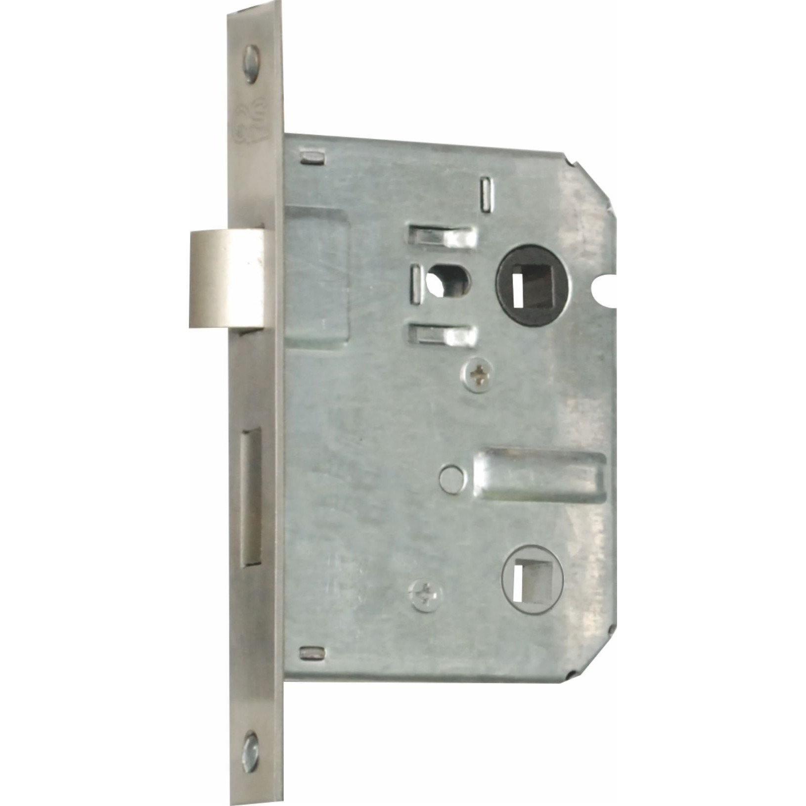 Latch lock with 8mm follower