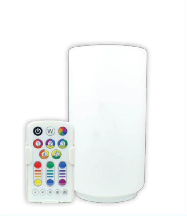 Colour Changing LED Desk Lamp - YAM