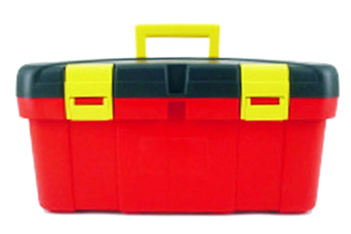 Plastic Tool Case - size 485 x 270 x 245mm
