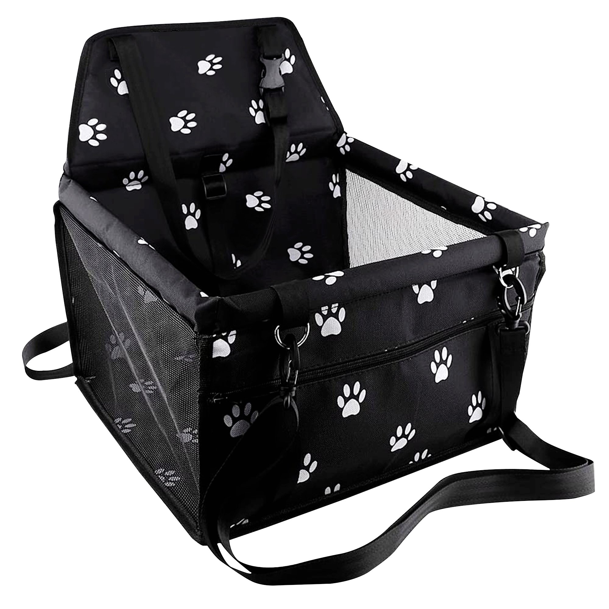 Pet Travel Car Seat Cover Booster Seat