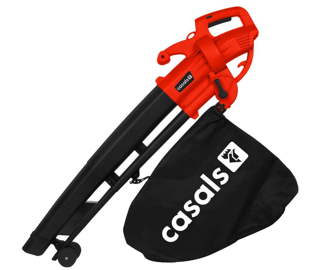 Garden Blower / Vacuum Plastic Red