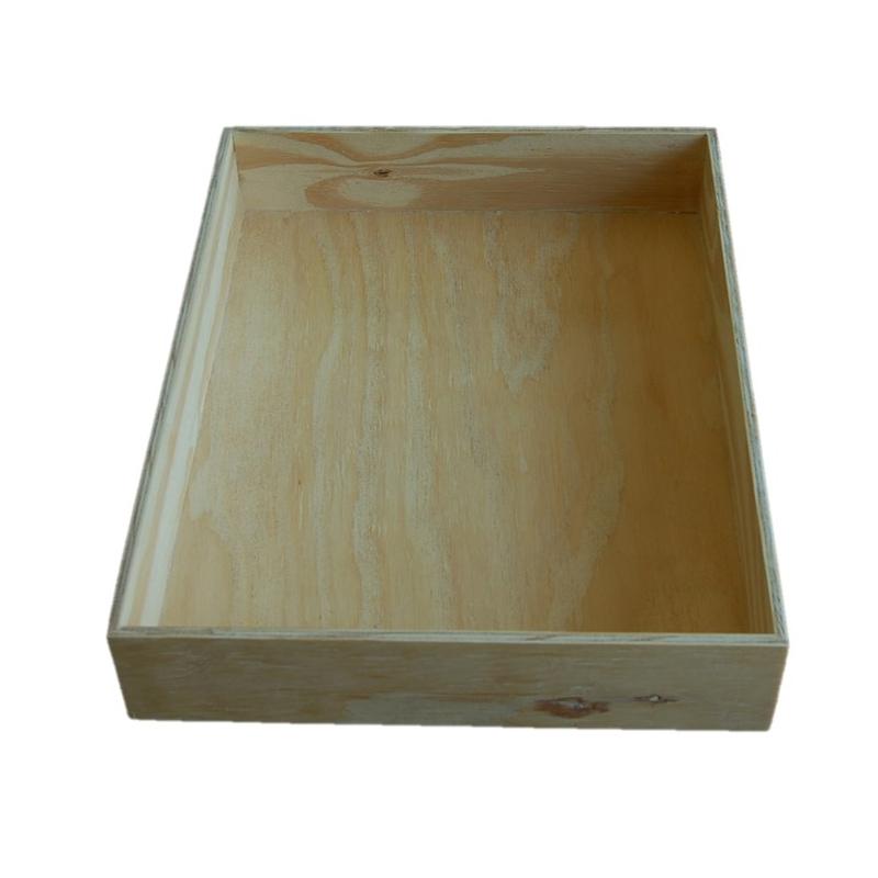 Tray - Natural- Wood