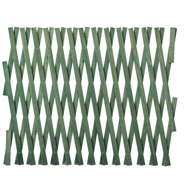 Expanding Trellis Green 900x2500mm