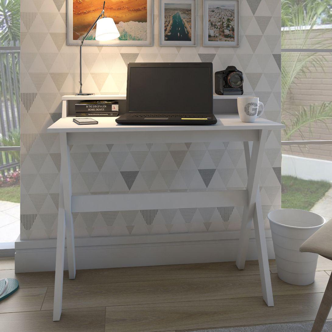 Click Furniture Italia Desk White
