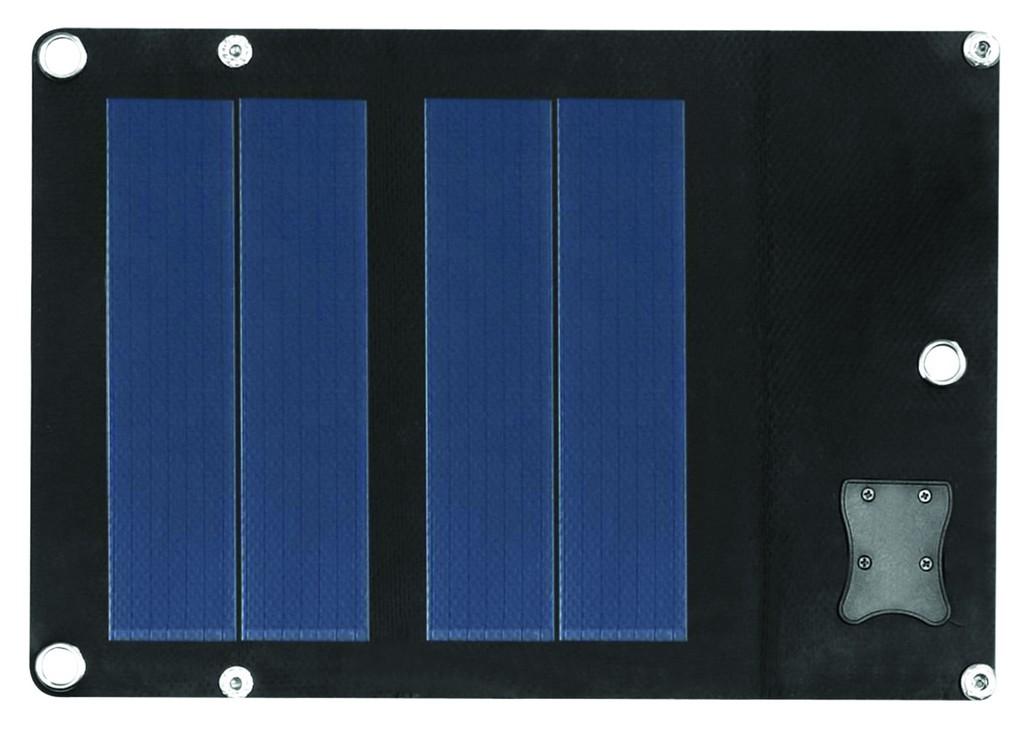 12V 10W Flexible Solar Panel Kit