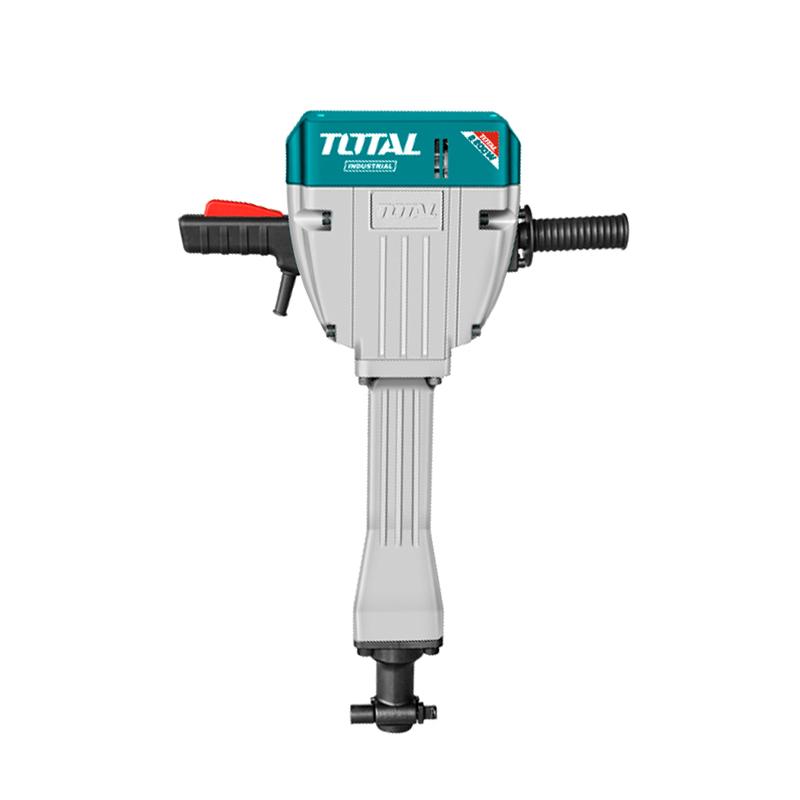 Total Tools Demolition Breaker 30 Kg - 2200W Industrial