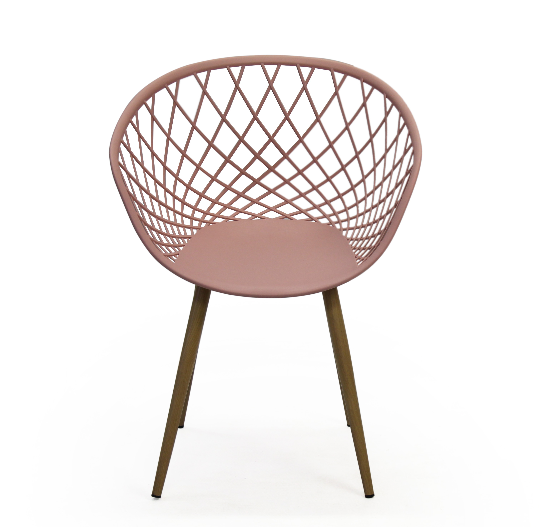 Fine Living Everett Chair - Blush