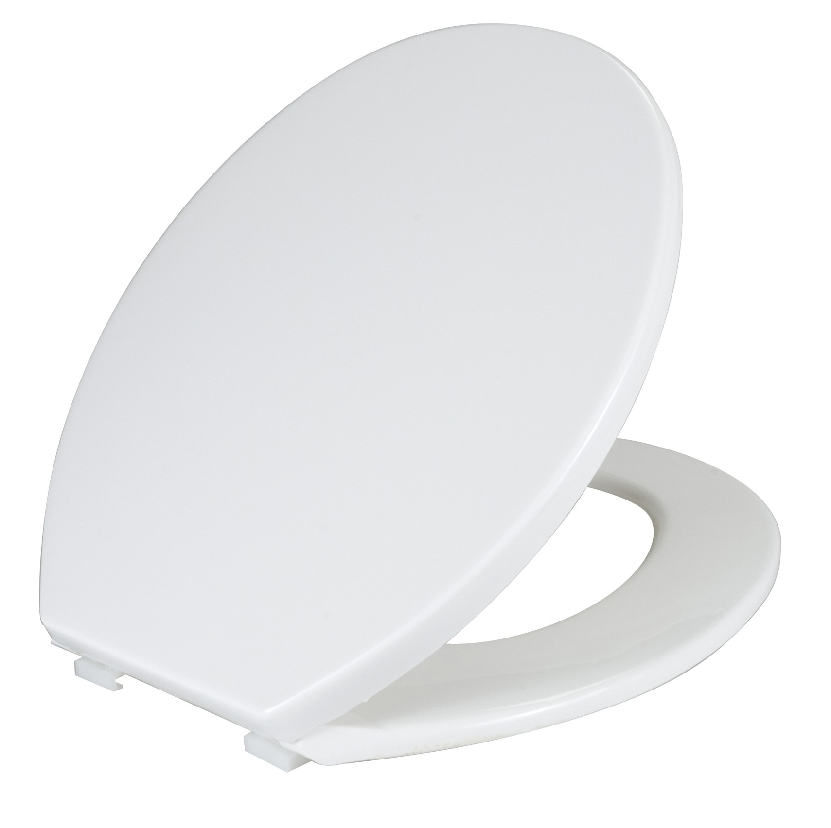 Wenko - Toilet Seat - Aurora - White - Thermoplast