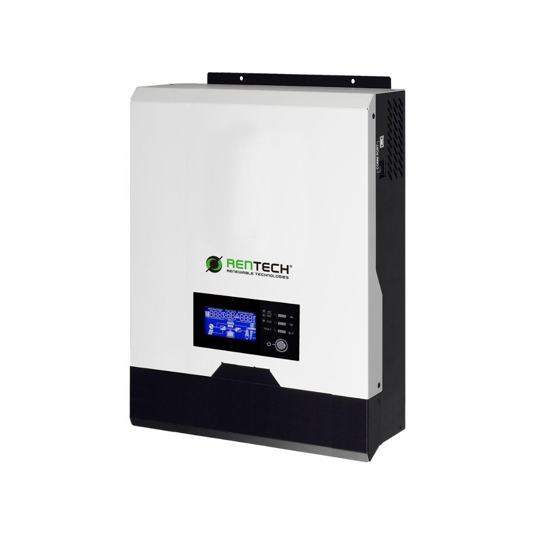 Rentech Axpert VM 3000 3kVA 24v Solar Inverter