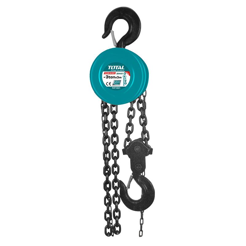 Total Tools Chain Block 3 Ton
