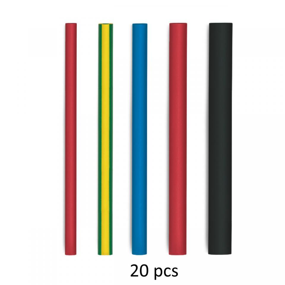 Steinel Shrink tubing III - Ø 4,0 – 12,0 mm - Heat Shrink 20pcs - German quality