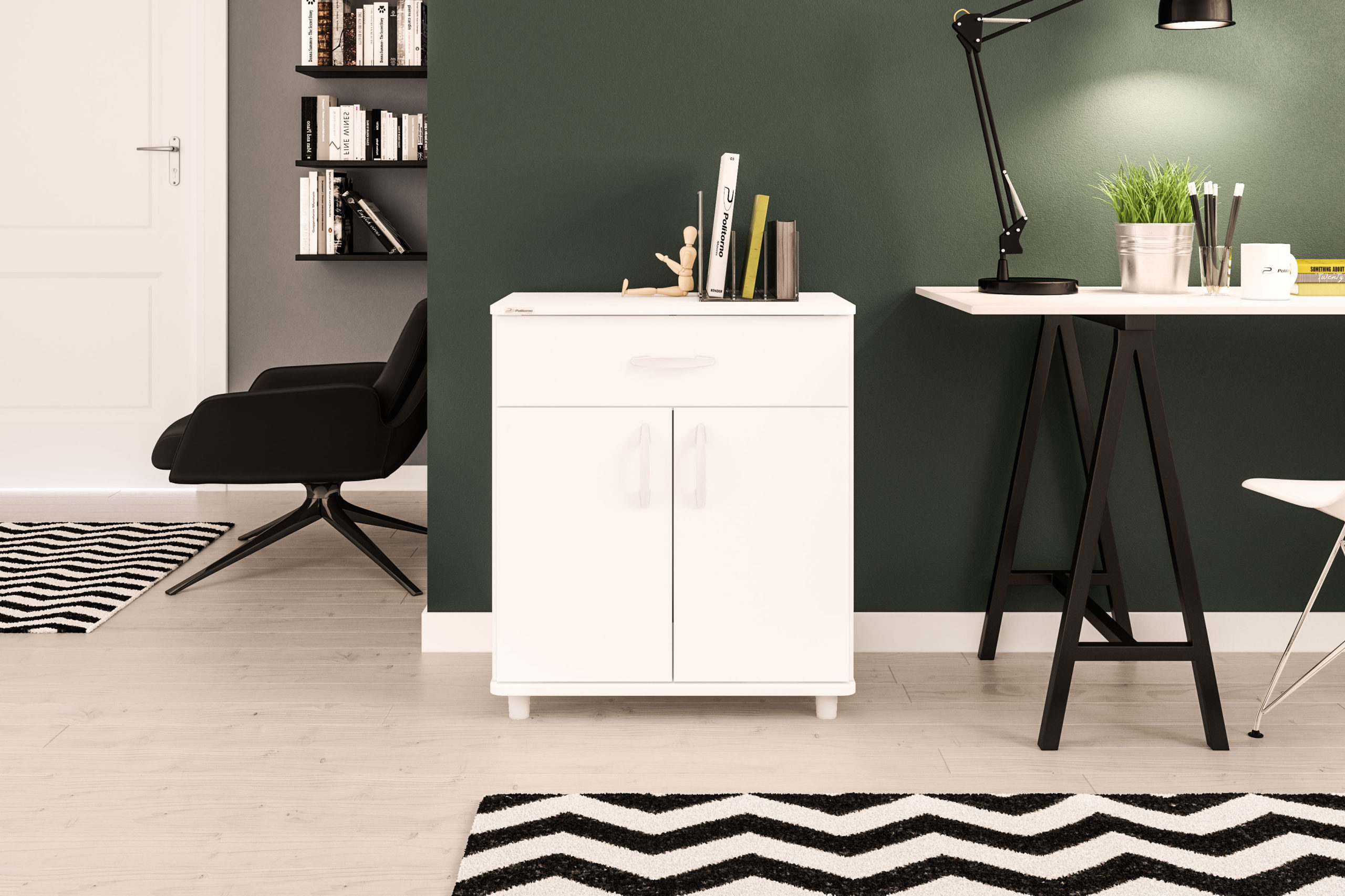 Click Furniture Tess Multifunctional Unit