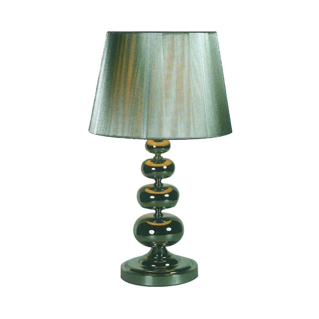 Modern Table Light - Silver