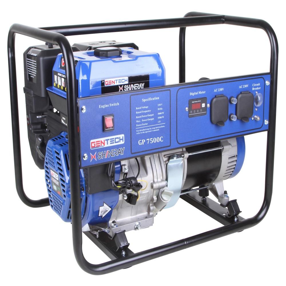 6.5KVA Recoil Start Trademan Series Generator