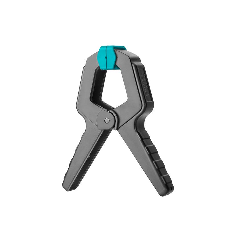 "Total Tools 10 Pcs Spring clamp 4"""