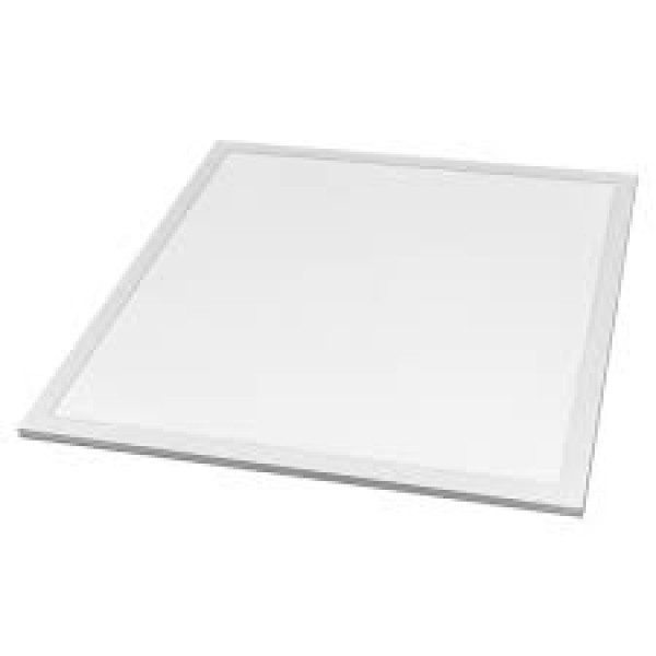 40W Square 600X600 LED Panel Light - White