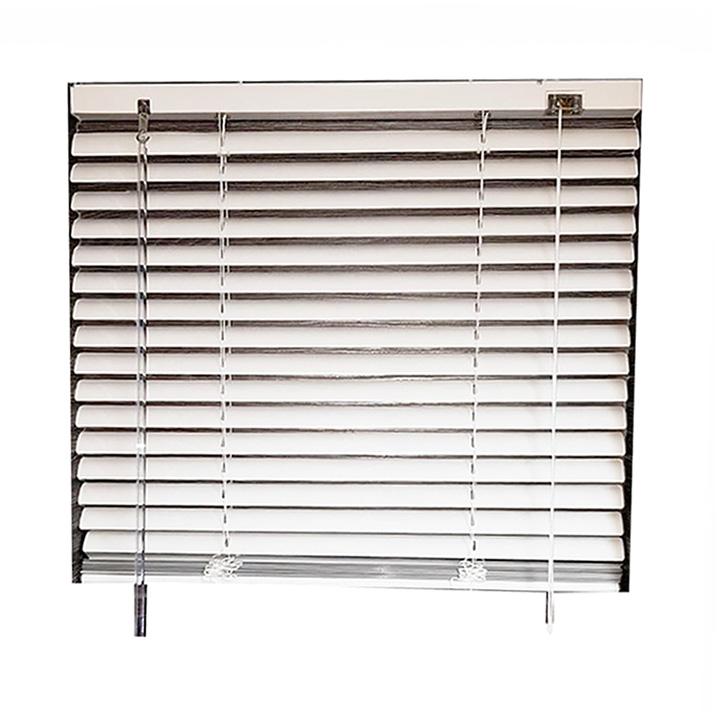 25mm Aluminium Venetian Blind 900mm W x 1600mm H - White