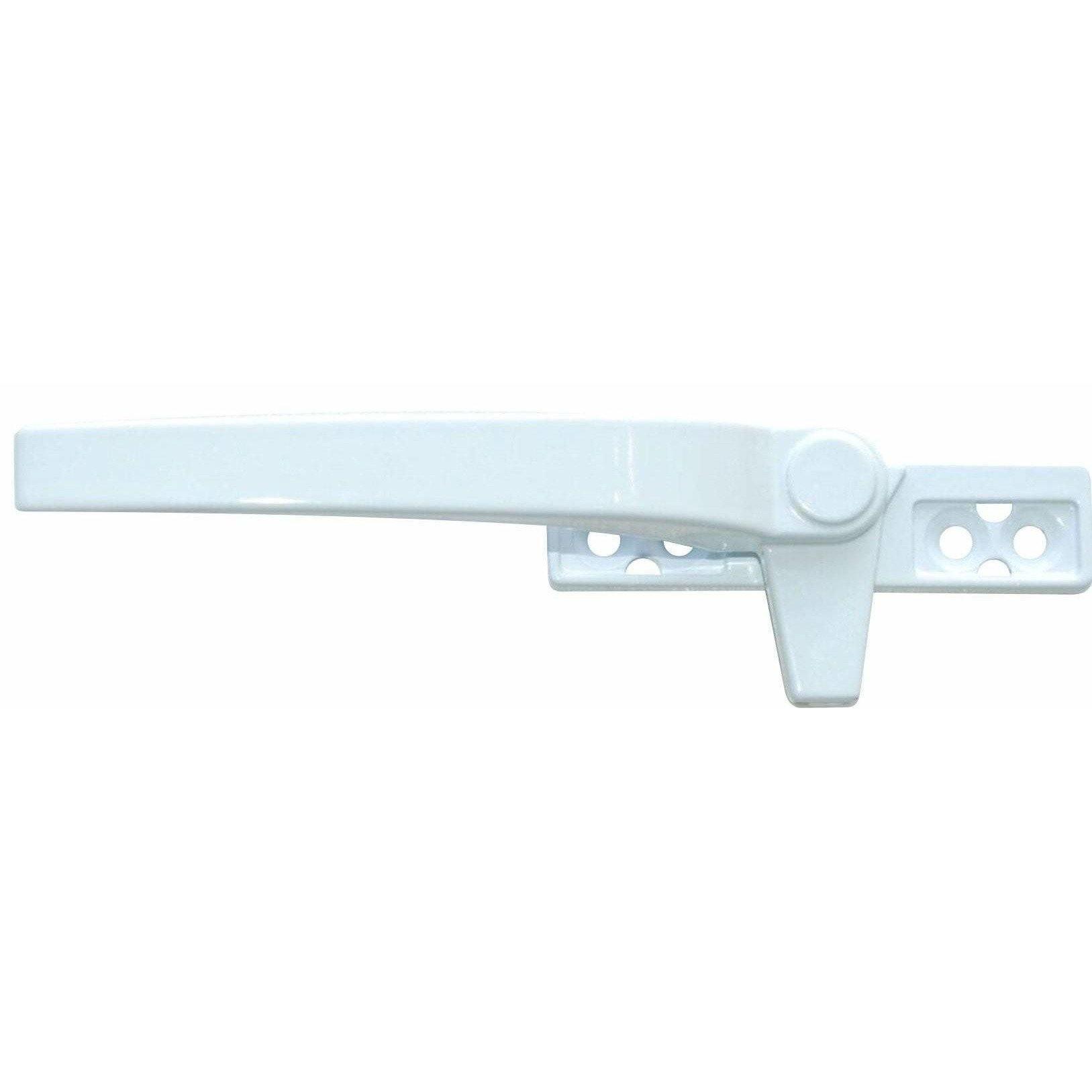 Aluminium window handle