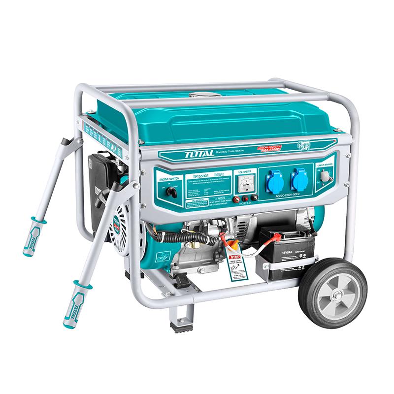 Total Tools Gasoline Generator 6KVA 5000W