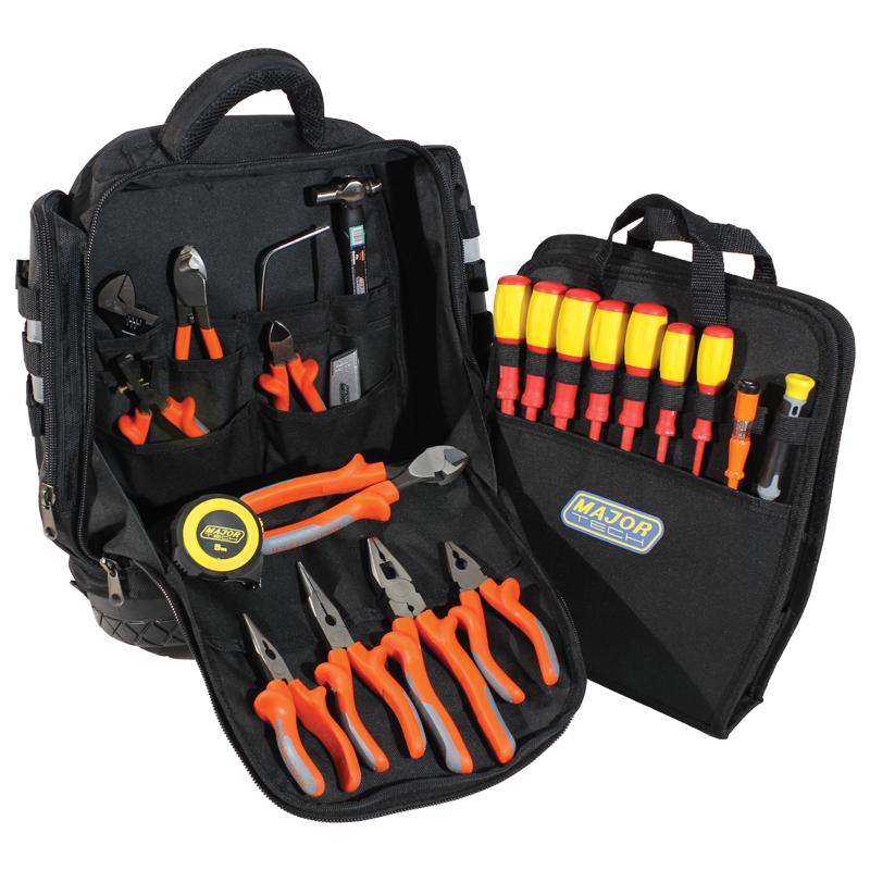 Backpack Tool Kit (Major Tech)