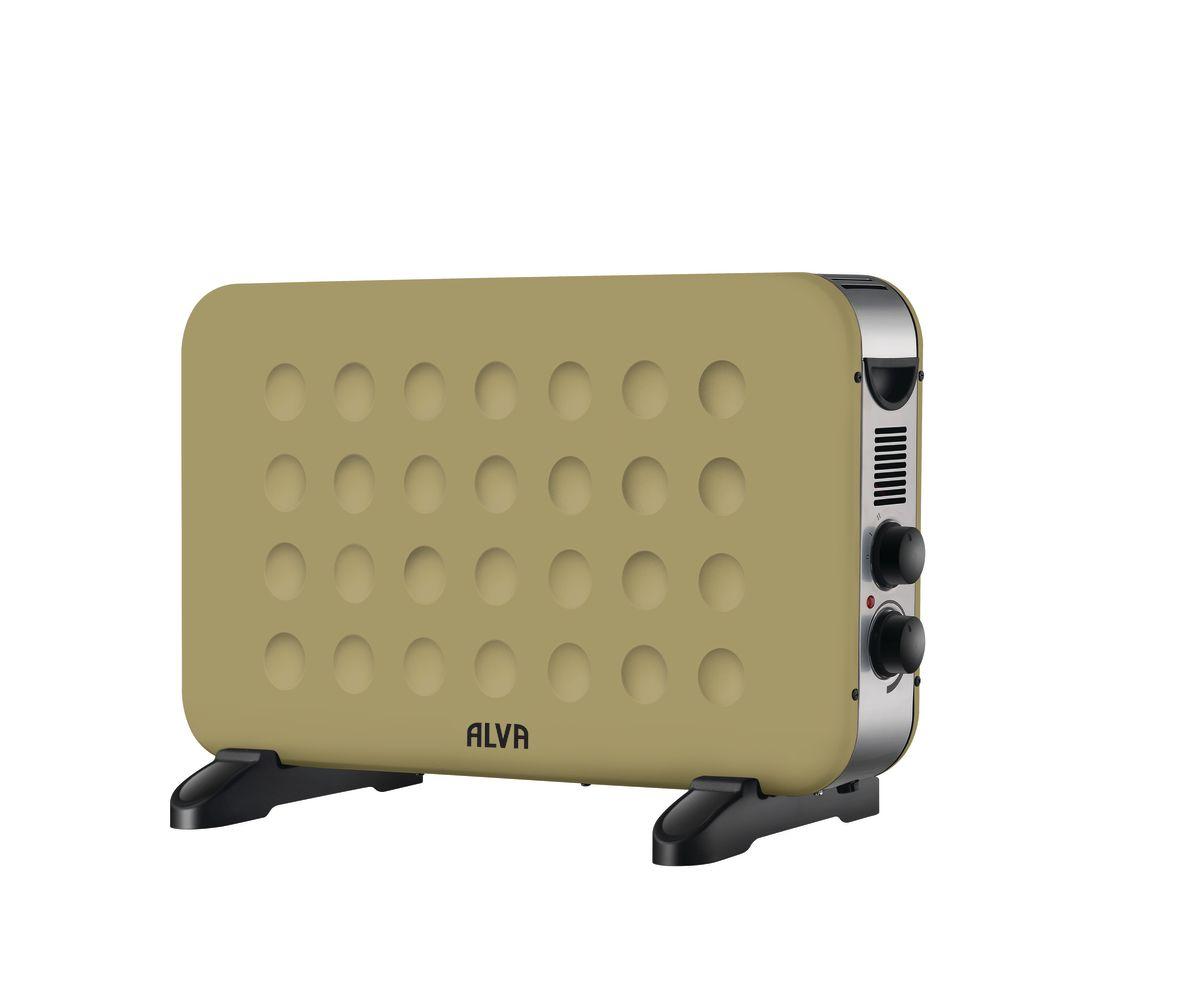 Alva - Electric Convection Heater - Sand